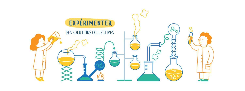expérimenter des solutions collectives