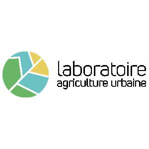 Logo Laboratoire d'agriculture urbaine